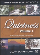 GloryScapes: Quietness Volume 1 DVD