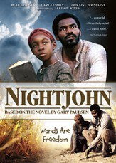 NightJohn: Words Are Freedom, DVD