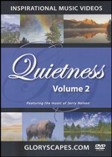 GloryScapes: Quietness Volume 2 DVD