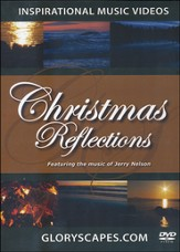 GloryScapes: Christmas Reflections DVD