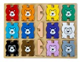 Bears, Stacking Chunky Puzzle