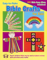 Easy-to-Make Bible Crafts for Kids