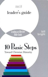 10 Basic Steps Toward Christian Maturity Leader's Guide Leader's Guide - Slightly Imperfect
