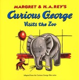Curious George Visits the Zoo Softcover