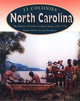 13 Colonies: North Carolina