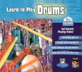 Learn to Play Drums CD-ROM