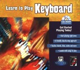 Learn to Play Keyboard CD-ROM
