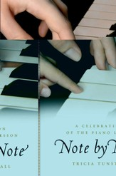 Note by Note: A Celebration of the Piano Lesson - eBook