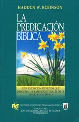 La Predicación Bíblica  (Biblical Preaching) - Slightly Imperfect