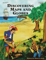 Discovering Maps & Globes, Grades 4-8