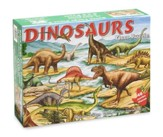 Dinosaurs Floor Puzzle, 48 pieces
