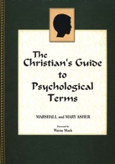The Christian's Guide to Psychological Terms