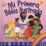 Mi Primera Biblia Ilustrada  (My First Illustrated Bible)