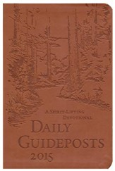 Daily Guideposts 2015 Deluxe