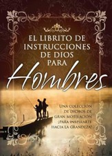 El Librito de Instrucciones de Dios para Hombres  (God's Little Instruction Book for Men)