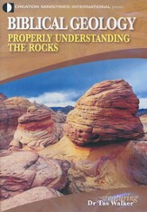 Biblical Geology: Properly Understanding the Rocks
