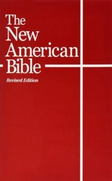 The New American Bible, Student Edition, Revised  - Imperfectly Imprinted Bibles