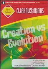 Clash Over Origins: Creation vs Evolution