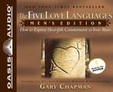 The Five Love Languages for Men - audiobook on CD