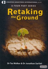 Retaking the Ground 4 DVD Mini-Series