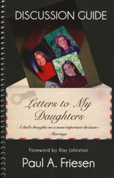 Letters to My Daughters--Discussion Guide
