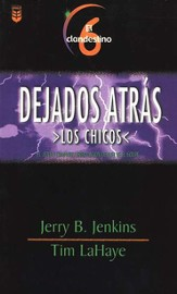 El Clandestino, Dejados Atras: Los Chicos #6/The Underground, Left Behind: The Kids #6, Spanish Edition