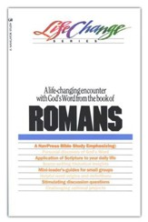 Romans, LifeChange Bible Study Series