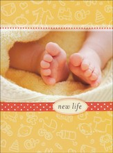 New Life Musical Greeting Card w/CD