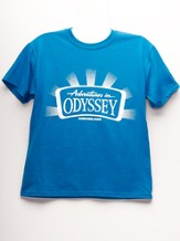 Adventures in Odyssey ® Youth T-Shirt, Sapphire Large