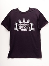 Adventures in Odyssey ® Adult T-Shirt, Blackberry Small