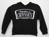 Adventures in Odyssey ® Youth Black Hoodie, Medium