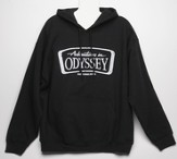Adventures in Odyssey® Adult Black Hoodie, Small