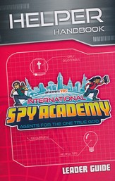 International Spy Academy Helper Handbook, pack of 10