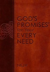 God's Promises For Your Every Need (Repackaged) NKJV