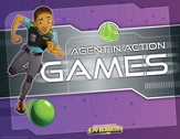 International Spy Academy Games Sign