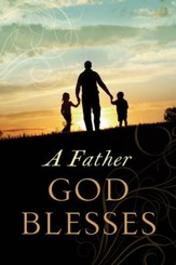 A Father God Blesses Booklet