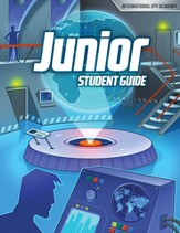 International Spy Academy Junior Student Guide NKJV  - Slightly Imperfect