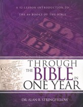 Through The Bible In One Year