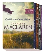 Little Hickman Creek Boxed Set (4 Books)