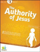 Quarter 2: The Authority of Jesus