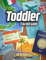 Toddler Teacher Guide with Teacher CD-ROM