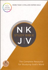 NKJV Study Bible, Full-Color Hardcover