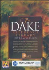The Dake Reference Library on CD-ROM