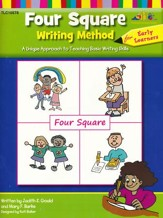 Four Square: Writing Method Early Learner