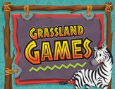 Camp Kilimanjaro VBS Games Sign
