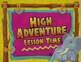 Camp Kilimanjaro VBS Bible Time Sign