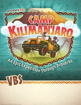 Camp Kilimanjaro VBS Promotional Posters (Pack of 10)