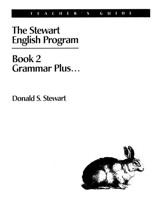 Grammar Plus, Teacher's Guide, Book 2