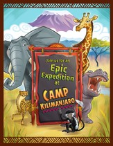 Camp Kilimanjaro VBS You're Invited Postcards (Pack of 40)