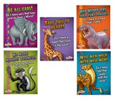 Camp Kilimanjaro VBS Daily Overview Posters (Set of 5)